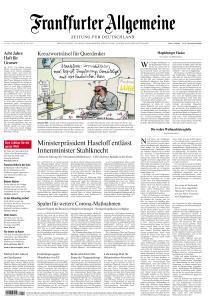 Frankfurter Allgemeine Zeitung - 5 Dezember 2020