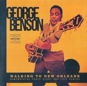 George Benson - Walkin' To New Orleans: Remembering Chuck Berry And Fats Domino (2019)