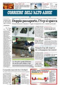 Corriere dell'Alto Adige – 30 ottobre 2019