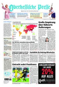 Oberhessische Presse Marburg/Ostkreis - 03. Mai 2019