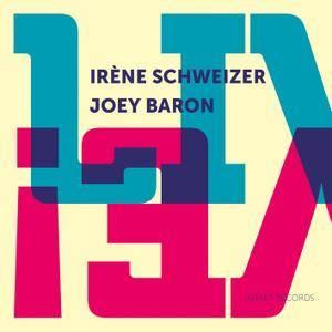 Irène Schweizer & Joey Baron - Live! (2017)