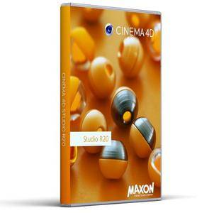 Maxon CINEMA 4D Studio R21.107 Multilingual