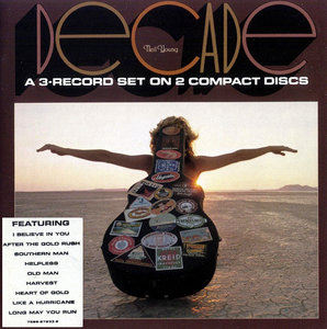 Neil Young - Decade (1977) 2CD [Re-Up]