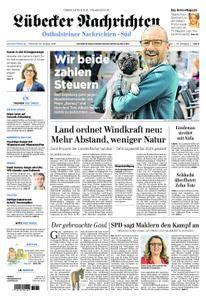 Lübecker Nachrichten Ostholstein Süd - 22. August 2018