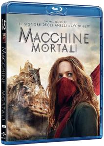 Macchine Mortali / Mortal Engines (2018)