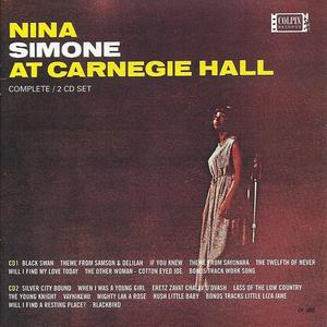 Nina Simone - Nina Simone at Carnegie Hall (2CD) (1963/2005) {Remastered}