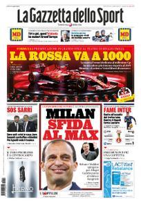La Gazzetta dello Sport Bergamo – 12 febbraio 2020