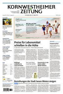 Kornwestheimer Zeitung - 04. August 2018