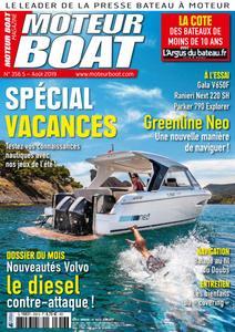 Moteur Boat - août 2019
