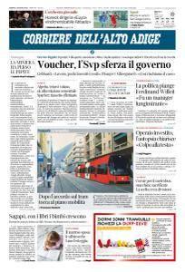 Corriere dell'Alto Adige - 4 Agosto 2018