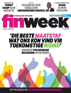 Finweek Afrikaans Edition - November 07, 2019