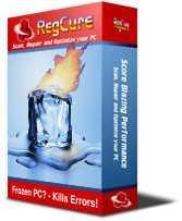 RegCure v1.3.0.2 Thinstalled