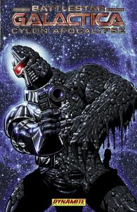 Dynamite-Battlestar Galactica Classic Vol 02 Cylon Apocalypse 2018 Hybrid Comic eBook