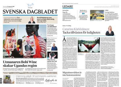 Svenska Dagbladet – 12 augusti 2019