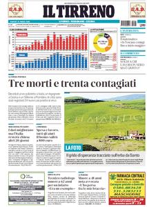 Il Tirreno - 31 Marzo 2020