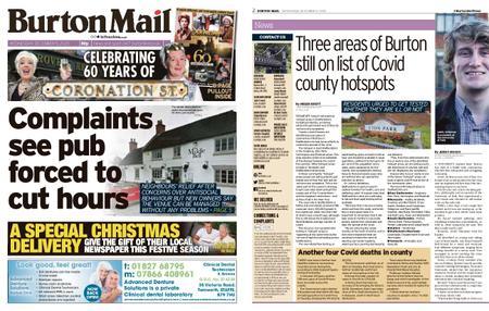 Burton Mail – December 09, 2020