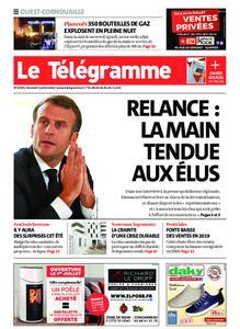 Le Télégramme Ouest Cornouaille – 03 juillet 2020