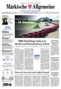 Märkische Allgemeine Luckenwalder Rundschau - 04. September 2017