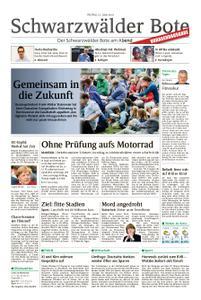 Schwarzwälder Bote Hechingen - 21. Juni 2019