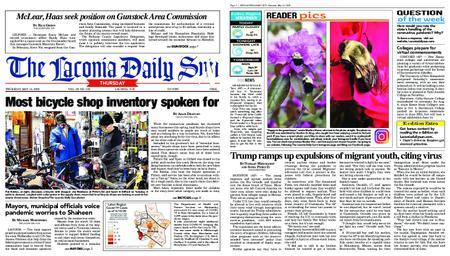 The Laconia Daily Sun – May 14, 2020