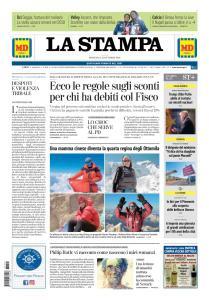La Stampa Imperia e Sanremo - 21 Ottobre 2018
