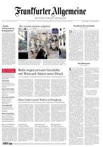 Frankfurter Allgemeine Zeitung - 2 September 2020