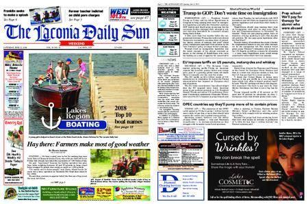 The Laconia Daily Sun – June 23, 2018