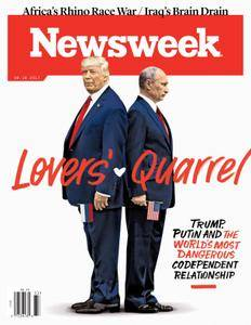 Newsweek USA - August 18, 2017