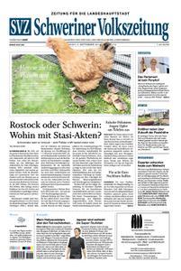 Schweriner Volkszeitung Zeitung für die Landeshauptstadt - 04. September 2019