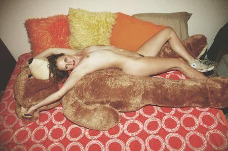Olivia North - James Minics Photoshoot