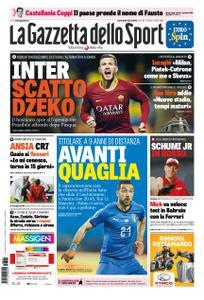 La Gazzetta dello Sport Roma – 26 marzo 2019