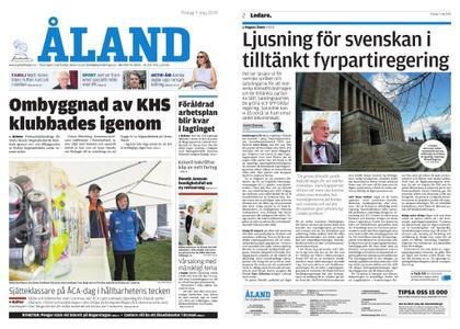 Ålandstidningen – 07 maj 2019