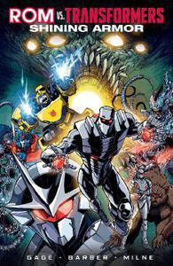 IDW-Rom Vs Transformers Shining Armor 2020 Hybrid Comic eBook