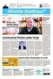 Kölnische Rundschau Wipperfürth/Lindlar – 25. April 2020