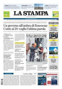 La Stampa Imperia e Sanremo - 4 Settembre 2019