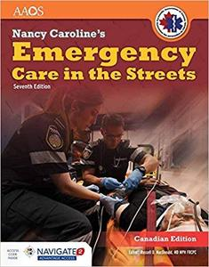 Nancy Caroline's Emergency Care in the Streets, Canadian Edition