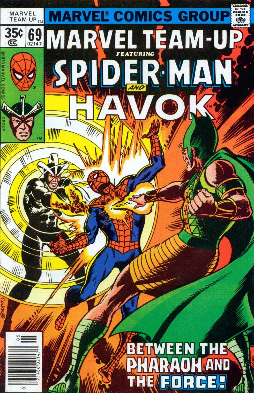 Marvel Team-Up v1 069 1978