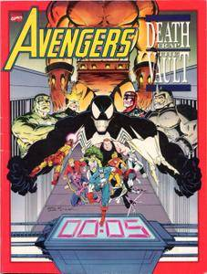Marvel Graphic Novel 68 - Avengers - Death Trap-The Vault 1991