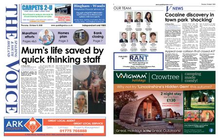 The Spalding & South Holland Voice – October 07, 2020