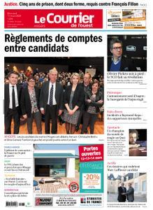 Le Courrier de l'Ouest Angers – 11 mars 2020