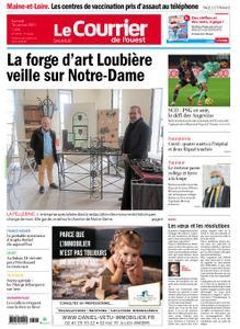 Le Courrier de l'Ouest Saumur – 16 janvier 2021