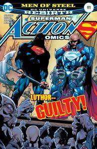 Action Comics 971 2017 2 covers Digital Zone-Empire