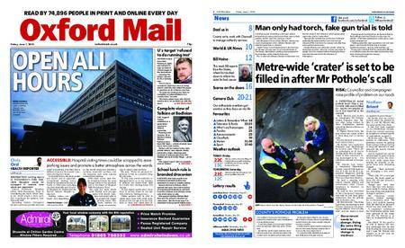 Oxford Mail – June 01, 2018