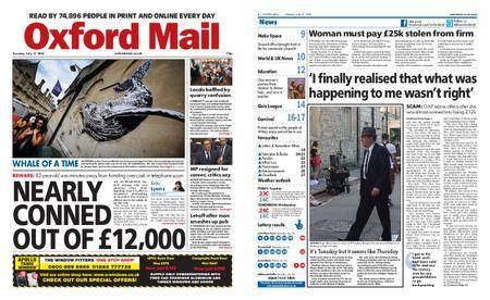 Oxford Mail – July 17, 2018
