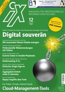 iX Magazin - Dezember 2020