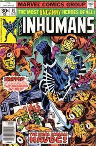 Inhumans 10 (c2c