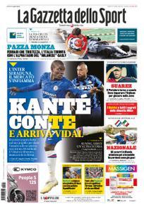La Gazzetta dello Sport – 07 settembre 2020