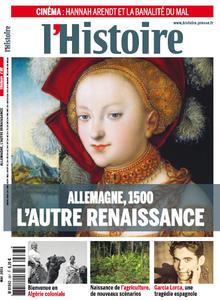 L'Histoire N°387 - Mai 2013