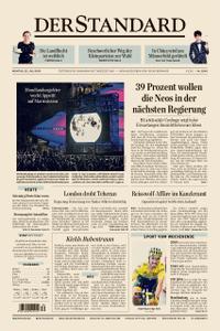 Der Standard – 22. Juli 2019