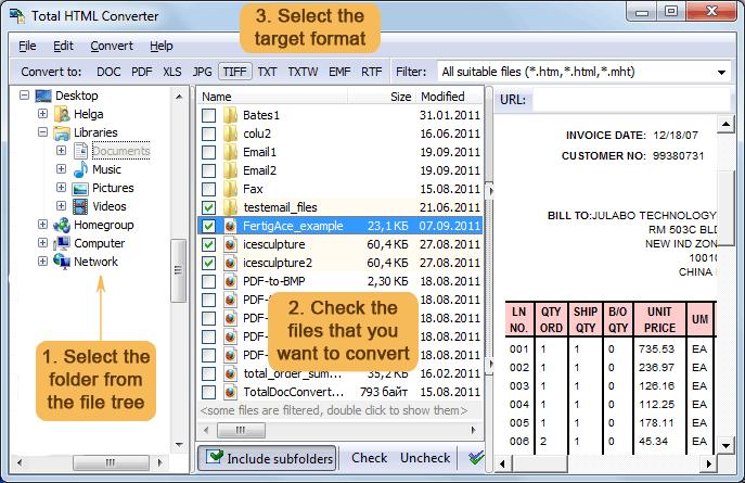 Total HTML Converter 5.1.0.123 Multilingual + Portable